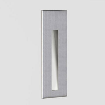 Borgo 43 Brushed Stainless Steel